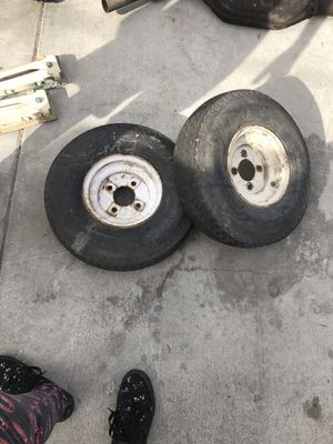 Trailer tires and rims for Sale in Westminster, CA