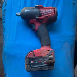 M18 Fuel 18 Volt 1/2in. Cordless Brushless Impact Wrench Tool Only for Sale in Litchfield Park, AZ