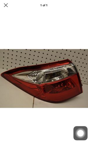 2014 2015 2016 Toyota Corolla Left Side Tail Light OEM for Sale in Carson, CA