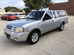 2001 Nissan Frontier for Sale in Dallas, TX
