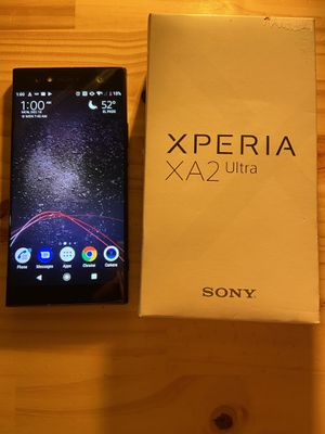Sony Xperia Phone for Sale in El Paso, TX