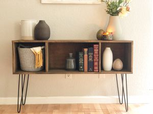 Tv stand entry table for Sale in Dallas, TX