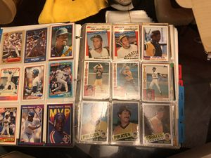 Baseball basketball And football sports card collection very good condition i have no space for them they was my grandads so i want them to be loved for Sale in Pittsburgh, PA