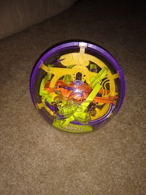 Puzzle Ball Toy for Sale in Galloway, OH