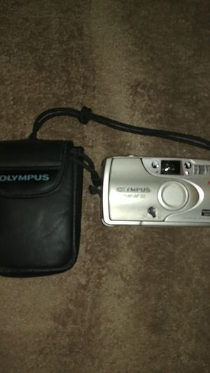 Olympus TRIP AF 50 Film Camera with case for Sale in Austin, TX