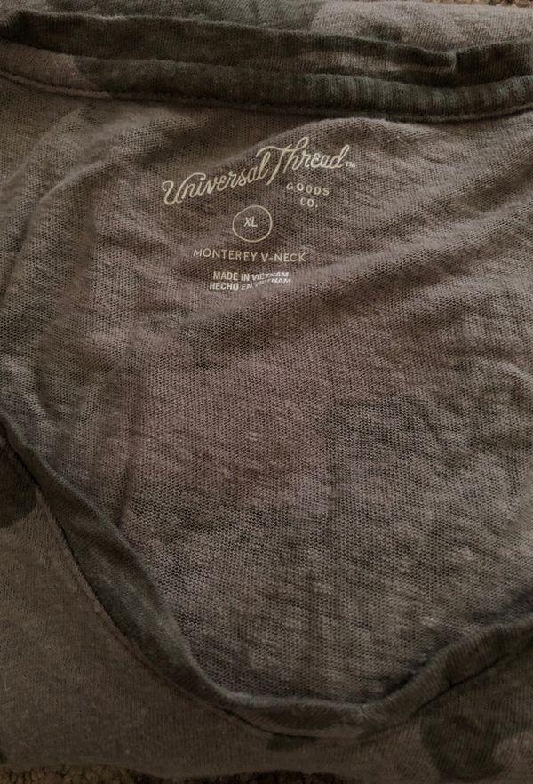 TARGET Camo: T-Shirt XL