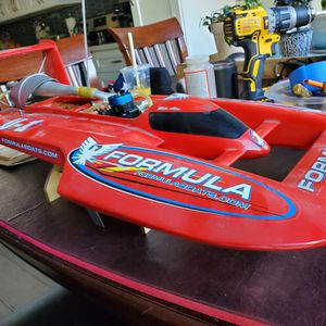 Nitro Rc Boat for Sale in Danville, CA