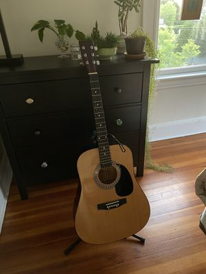 Beautiful Burswood 6-String Acoustic Guitar for Sale in Westport, CT