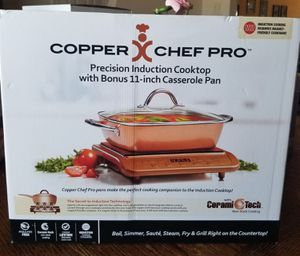 Copper Chef Pro Induction Cooktop for Sale in Marion, TX