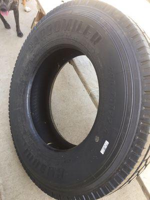 Tire for semi truck trailer for Sale in Perris, CA