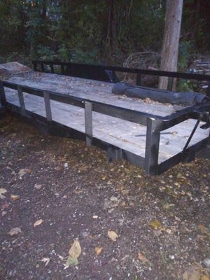 Double Axle Trailer for Sale in Columbia, MO