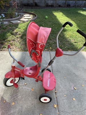 Radio flyer 4 in 1 tricycle for Sale in Milpitas, CA