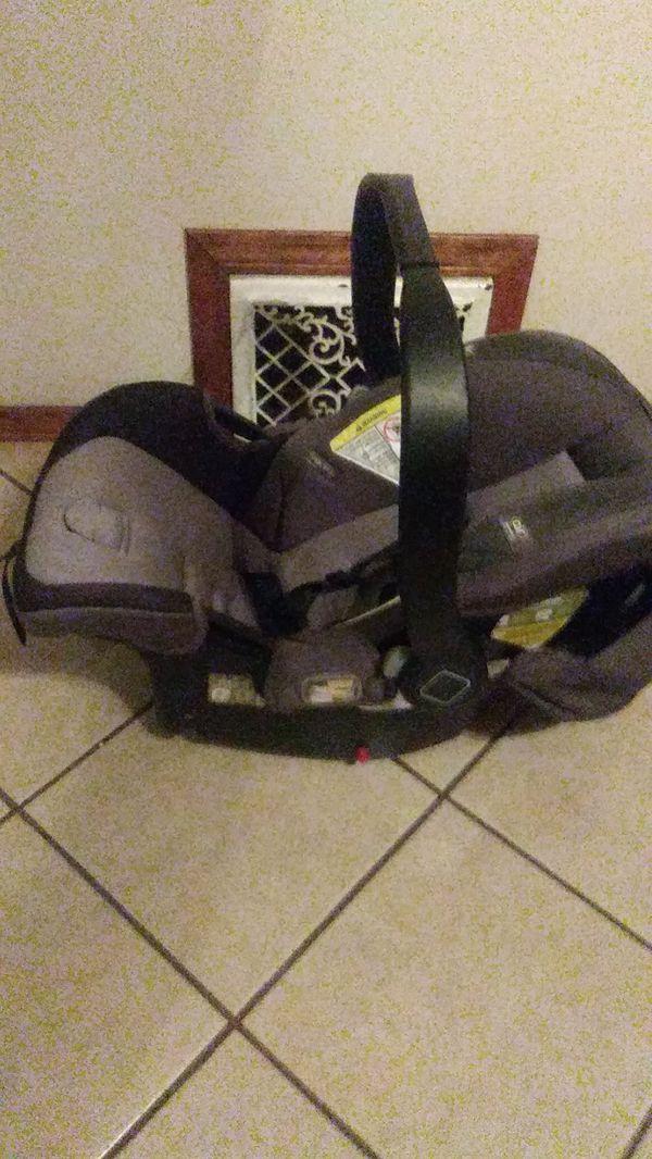 Swing & Baby car chair