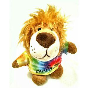"6.5"" PLUSH LION CHELSEA TEDDY BEAR CO. ODU ONLINE OLD DOMINION UNIVERSITY COLLEGE for Sale in Richmond, VA"