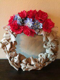 Handcrafted Door Wreath for Sale in Rosharon,  TX