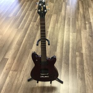 Squire By Fender Model M-80 With Case for Sale in Port St. Lucie, FL