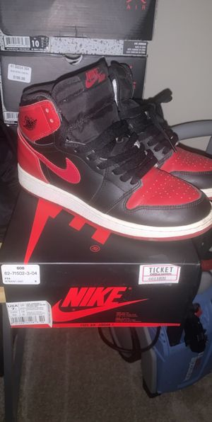600$ bred ones with raffle ticket 💯%real for Sale in Charlotte, NC