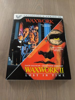 Waxwork Waxwork II BluRay for Sale in Marina del Rey, CA