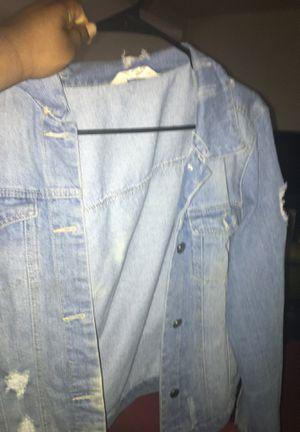 New refurbished jean jacket for Sale in Washington, DC