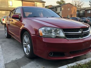 2012 Dodge Avenger Flex Fuel for Sale in Ontario, CA