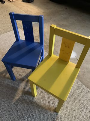 IKEA kids chairs for Sale in Chantilly, VA