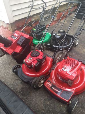 Landscaping equipment. for Sale in Cleveland, OH