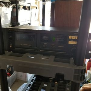 Marantz PMD501U Professional Stereo Double Cassette Tape Deck for Sale in Waxahachie, TX