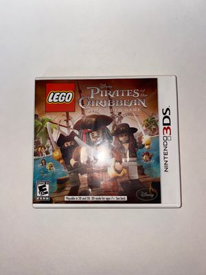Nintendo 3DS LEGO Pirates of the Caribbean for Sale in New York, NY