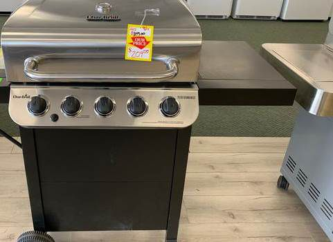 Barbecue Grill Liquidation Event! Char-Broil and Weber Grills! M R