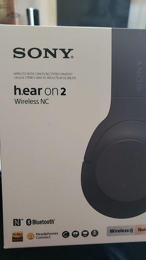 SONY hear on 2 - Wireless Bluetooth Headphones for Sale in El Cajon, CA