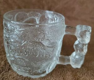 Flintstones 1993 Collectible Glass Mug for Sale in Hixson, TN