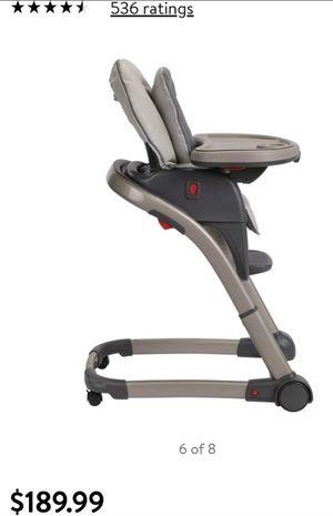 Grace high chair silla alta para bebes/niños for Sale in Buckeye, AZ