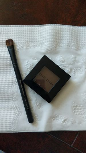 Rich Brown Bobbi Brown Powder Eyeshadow and Sephora Must Have Powder Shadow Brush #60 for Sale in Tempe, AZ
