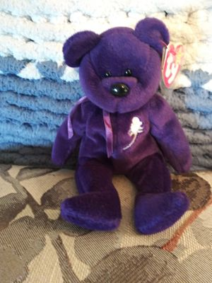 Rare Princess Diana Ty Beanie Babie for Sale in Newark, OH
