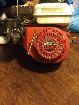 GX160 HONDA 5.5 MOTOR/ Pressure Washer for Sale in Phoenix, AZ
