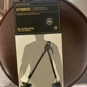 Dual Camera Strap - Blackrapid Hybrid Strap for Sale in Seattle, WA