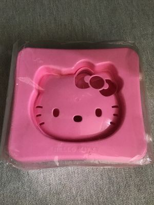 Hello Kitty Sandwich Cutter for Sale in Alhambra, CA