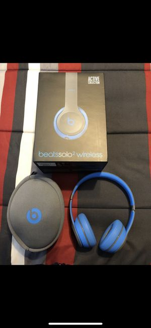 Beats solo 2 active wireless collection for Sale in Miami, FL