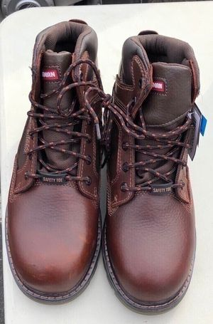Craftsman men work boots (brown) new for Sale in Philadelphia, PA
