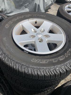 jeep 5 wheels for Sale in Tamarac, FL