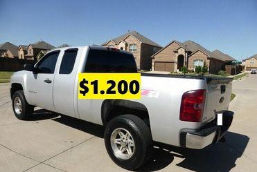 +🔥✅I am selling my 🍁✮$1200 Selling my 2011 Chevrolet Silverado for Sale in Detroit,  MI
