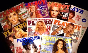 Collection of Playboy/Penthouse Magazines for Sale in Ball, LA
