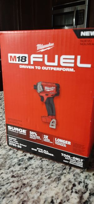 Milwaukee fuel Surge-TOOL ONLY 2760-20 for Sale in San Antonio, TX