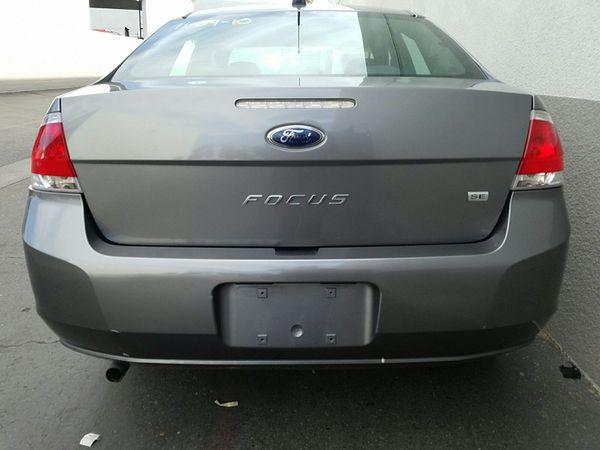 2011 Ford Focus