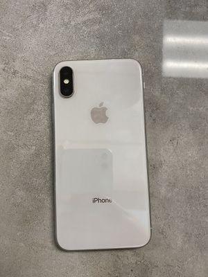 Iphone x 256g UNLOCKED for Sale in Sun City, AZ