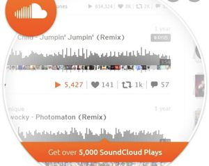 Really cheap SoundCloud plays for Sale in Newark, NJ
