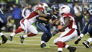 Arizona Cardinals vs Seattle Seahawks three seats together for Sale in Mill Creek, WA