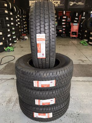 BRAND NEW SET OF LT TIRES LT265/70/17 265/70/17 for Sale in Fontana, CA