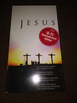 Jesus vhs for Sale in Hudson, FL