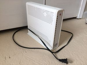 Arris surfboard Internet modem / router for Sale in Greenville, SC